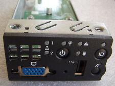Intel SR2500 Front I/O Control Panel PBA D25536-202
