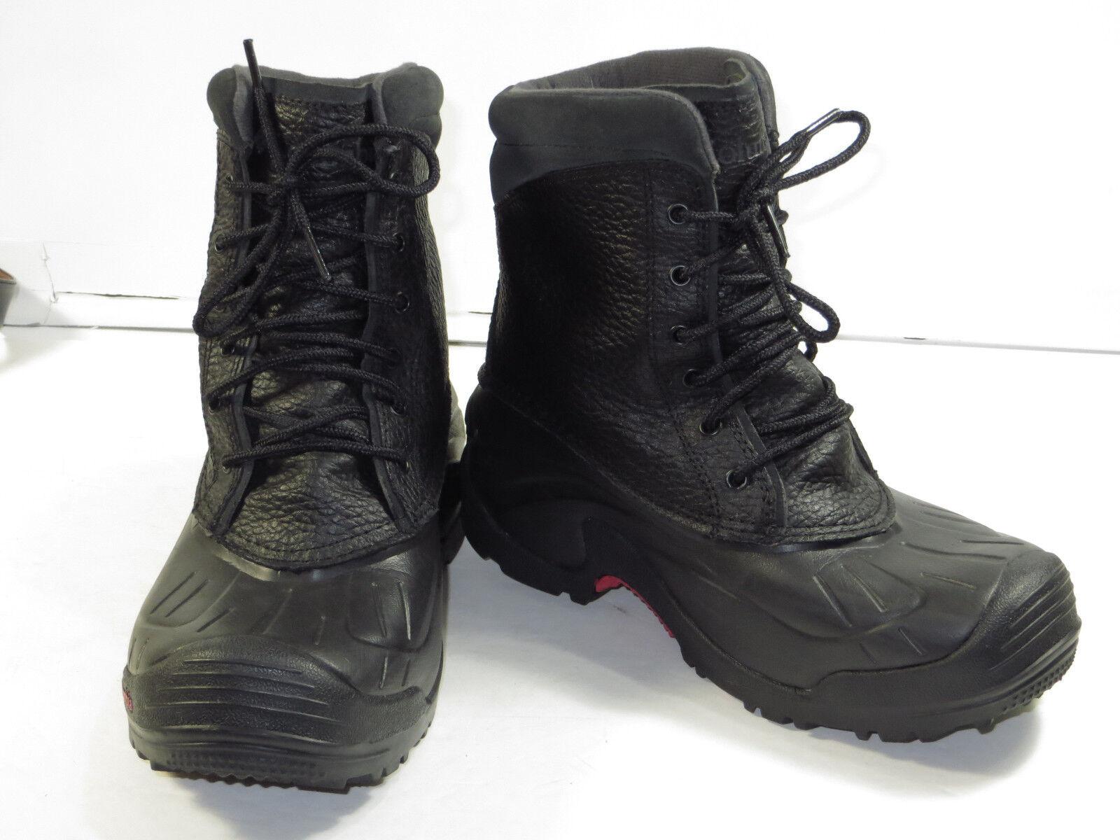 Ex COND!worn ones,Columbia Bugalite Bm1373-010 men's winter Boots sz 8 120