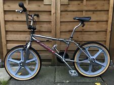 Gt Dyno Compe Vintage Bmx Chrome Rare retro skyway