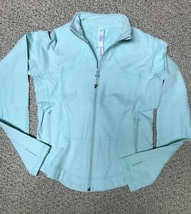 084949c0c2 Lululemon Shape Jacket (Aquamarine) - Size 6 3448939 | eBay