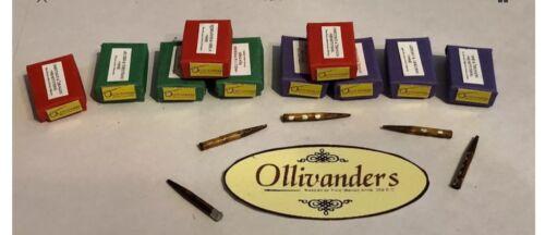 X10 Ollivanders Estilo Varita cajas y Varitas para una escala 1//12 Casa De Muñecas