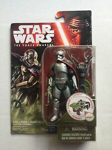 Star-Wars-The-Force-Awakens-Captain-Phasma-3-75-034-Action-Figure-Free-Post