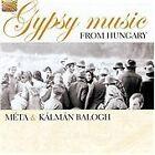 Meta Balogh/Kalman - Gypsy Music from Hungary