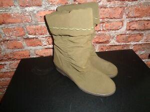Rohde Schuhe Damen Stiefel Schurwolle Sympatex, Schuhgröße