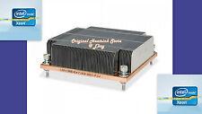 Intel Xeon 1366 1U 2U Heatsink For X5570-X5560-X5550-L5530-L5520-L5506-E5502 New