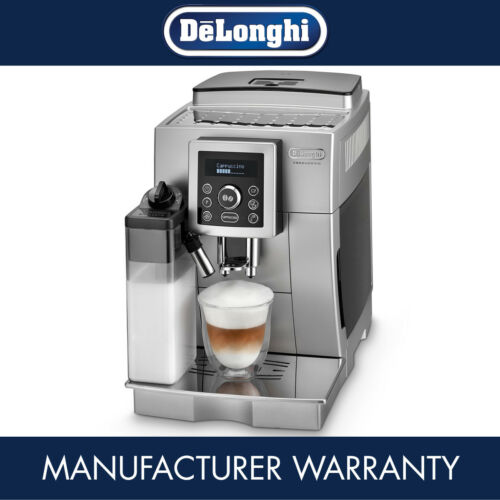 De'Longhi ECAM23.460.S Bean to Cup Coffee Machine For Your Home, free standing
