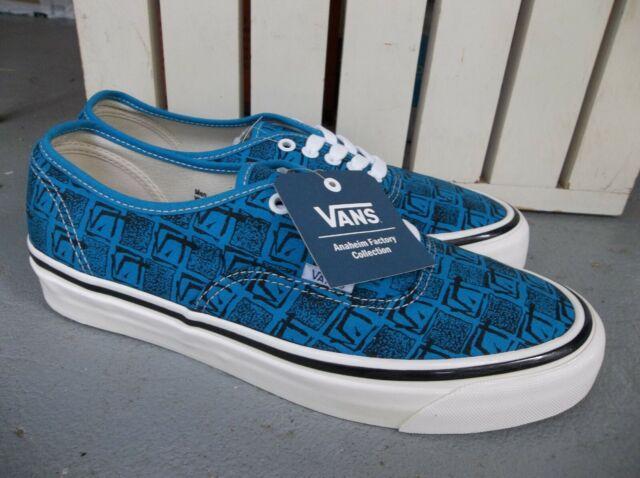 VANS Mens Anaheim Factory Authentic 44