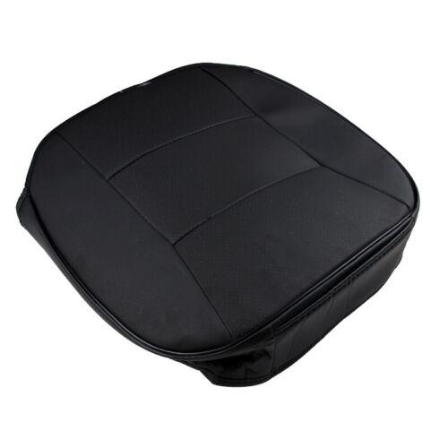 PU Leder Auto Sitzauflage Sitzbezüge Sitzkissen Sitzmatte Schutz Matte Universal
