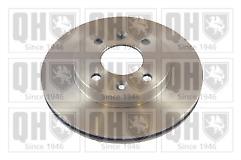 QH BDC3546 Front Axle Internally Vented Brake Disc