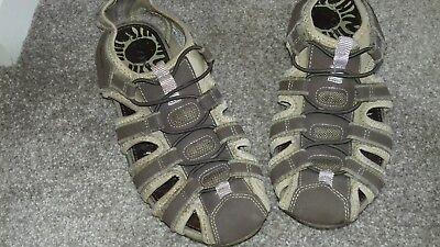 GEOX RESPIRA WOMANS WALKING SANDALS | eBay
