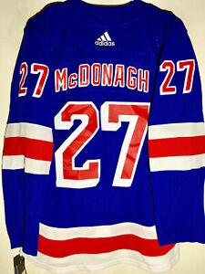 sale retailer 000cf a69c9 new york rangers mcdonagh jersey