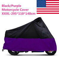 Xxxl Motorcycle Cover For Harley Electra Street Glide Ultra Custom Waterproof