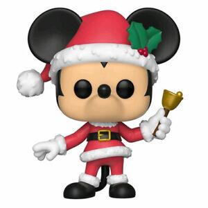 Mickey-Mouse-Christmas-Holiday-Pop-Vinyl-Figure-NEW-Funko