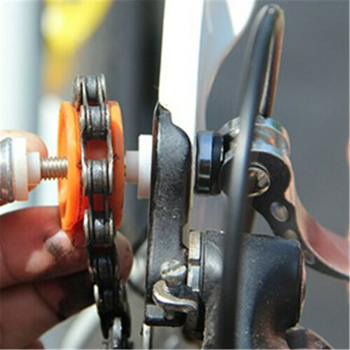 Bike Dummy Hub Tool Quick Cleaning Cycling Bicycle Chain Keeper Holder 2020 New