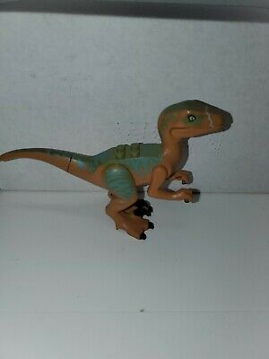 Lego Raptor Velociraptor 75920 Echo Sand Green Jurassic World Dinosaur Authentic