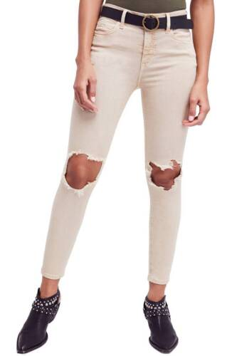 NWT Free People Busted Skinny Jeans Retail $78