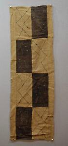 African-Kuba-Cloth-Natural-Woven-Raffia-Congo-Table-Runner
