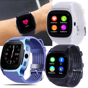2dcd2c5cfbb Image is loading Bluetooth-Smart-Wrist-Watch-Phone-Mate-For-Android-
