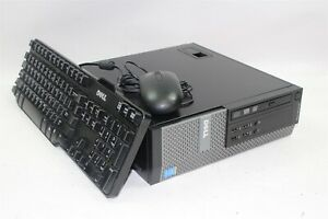 Details about Dell OptiPlex 7020 SFF Dual Core i3-4160 3 6GHz 8GB RAM 500GB  HDD Windows 10