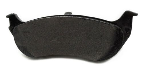 Set Made in USA Rear Brake Pads Aftermarket Replaces ACDelco# 17D674CH