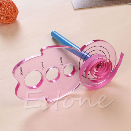 Cute Quilling Tool Quilled Creations DIY Paper Curling Tool Craft Supplies