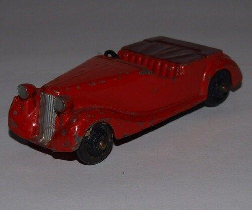Dinky Toys GB 38B sunbeam Talbot Rare