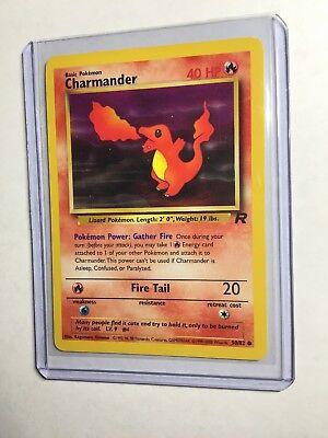 48//82 Uncommon PORYGON Pokemon Card Unlimited NM Team Rocket Set