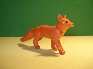 PLAYMOBIL-FOX-ADULT-FOX-RENARD-MALE-VOLPE-RAPOSA-CONDITION-NEW