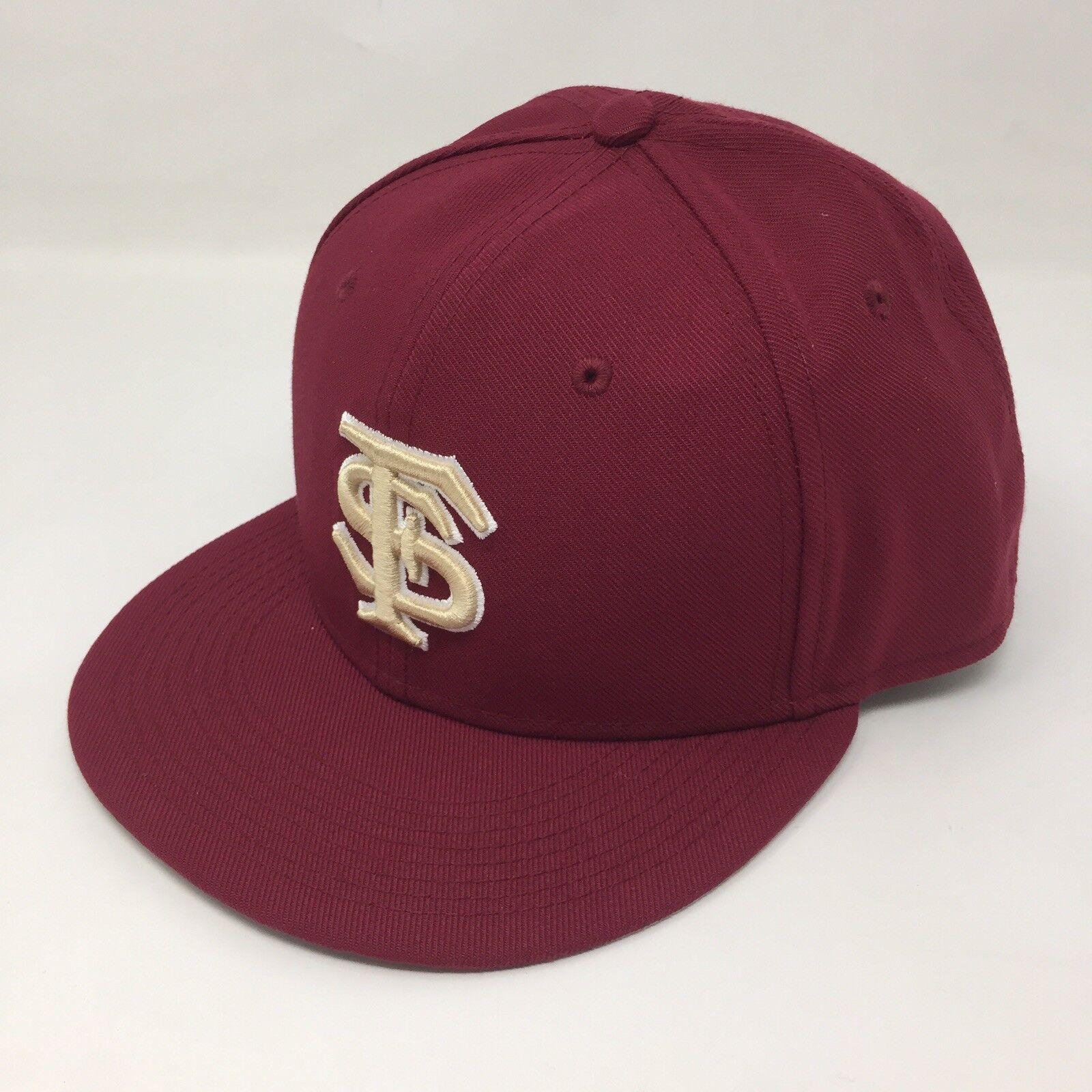 online store 03edf caa79 italy nike true sz 7 drifit 3 8 florida state seminoles drifit 7 maroon  baseball hat