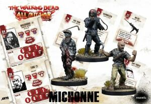 Mantic-Games-The-Walking-Dead-Michonne-vengativo-Hunter-Nuevo-Y-En-Caja-mgwd-130