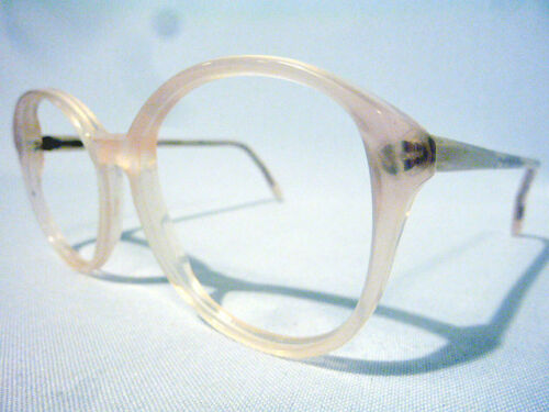 Vintage Regency Eyewear Paletta Bambu Frost 56//16 Eyeglass Frame New Old Stock