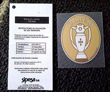 2014-16 Benfica Liga nos campeao Campeones Sipesa Fútbol Insignia Parche Nuevo