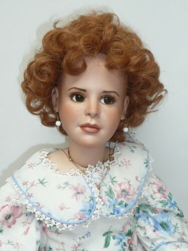 Original 26 Porcelain Doll Ginga by Gwen Mc Neill of Australia 1 Finger #5