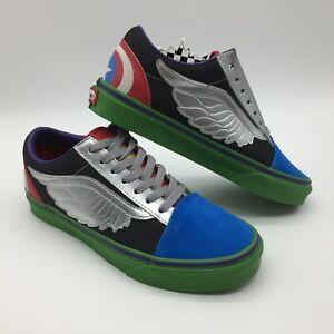 scarpe vans avengers