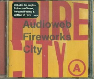 Audioweb-Fireworks-City-Cd-Ottimo