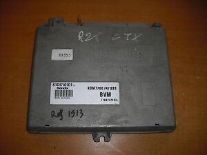 calculateur une prise siemens HOM7700747899 /7700747901 /S101710101A (ref 1913)