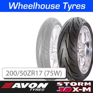Avon Storm 3D X-M 200//50ZR17 75W