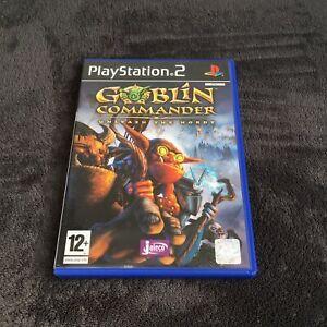 PS2-Goblin-Commander-EUR-CD-etat-Neuf-Playstation-2