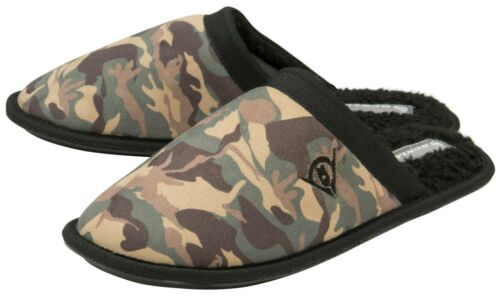 Men/'s British Footwear Cole Slip On Mule Comfort Memory Foam Insock Slippers