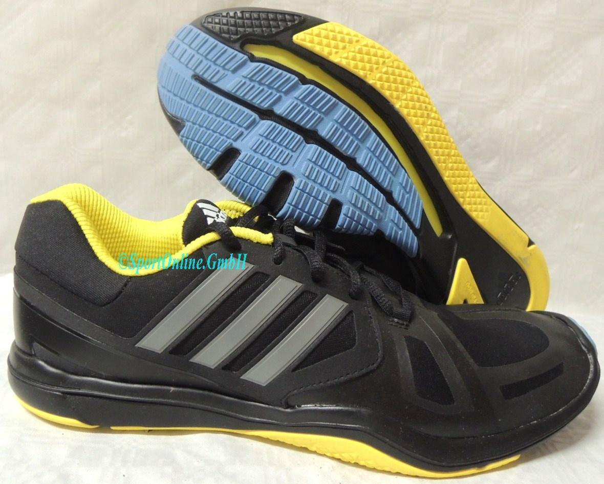 NEU adidas a.t. Speedcut Tr Gr. 45 1 3 Turnschuhe Schuhe Fitness Training Q22419