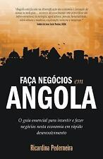 Faca Negocios Em Angola by Ricardina Pederneira (2016, Paperback)
