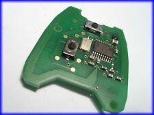 1x Genuine PEUGEOT CITROEN Remote Key Fob Circuit Board Valeo