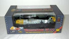 NEW ~ Ultimate Soldier WWII German BF-109 Fighter Plane (1:32 Scale)