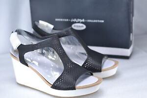 Women-039-s-Dr-Scholl-039-s-Selma-Wedge-Sandals-Black