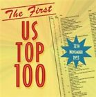 The First US Top 100 November 12th 1955 Various Artists Audio CD