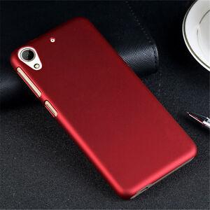Ultra-Slim-Rubber-Matte-Grossy-Hard-Plastic-Back-Case-Cover-For-HTC-Desire-626