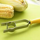 Stainless Steel Corn Cobb Peeler Quick Stripper Corn Grain Kitchen Tool
