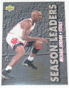 1993-94-Michael-Jordan-Bulls-Upper-Deck-Season-Leaders-Steals-Subset-Card-171