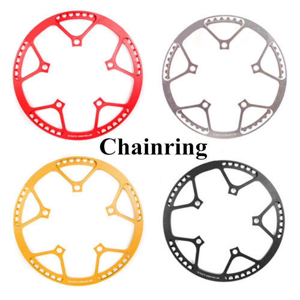 Litepro Aluminum Alloy Bike Crank Set 130BCD Round Chainring 170mm Cranksets