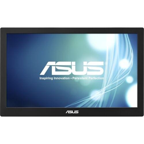 """16:9-11 ms Asus MB168B 15.6/"""" LED LCD Monitor"""